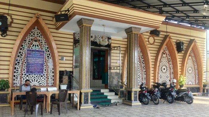 Rawat Tradisi dari Ranah Minang, Potong Kerbau pada Akhir Ramadan