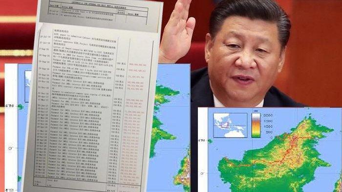 Beredar Rumor Pulau Kalimantan Jadi Jaminan Utang Indonesia ke China, Berikut Faktanya
