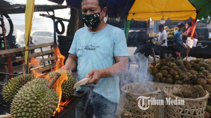 Dahsyat Juga Nih, Durian Sumut Laris Manis di Asia, Nilai Ekonomis Capai Rp 45 Miliar