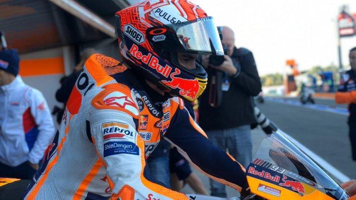 7 Hari Menuju MotoGP 2021, Marc Marquez Siapkan Strategi Mau Comeback di MotoGP Qatar?