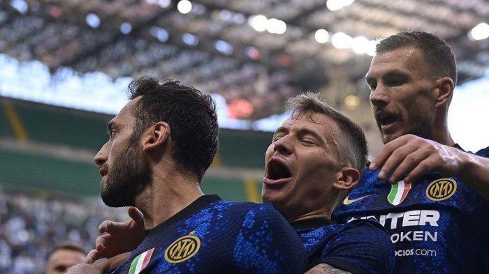 LIVE Streaming RCTI+ Sampdoria Vs Inter Milan Petang Ini, Prediksi Line Up Calhanoglu Main