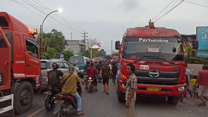 Polisi Periksa Sopir Truk yang Melindas Pengendara Scoopy di Jalan Yos Sudarso