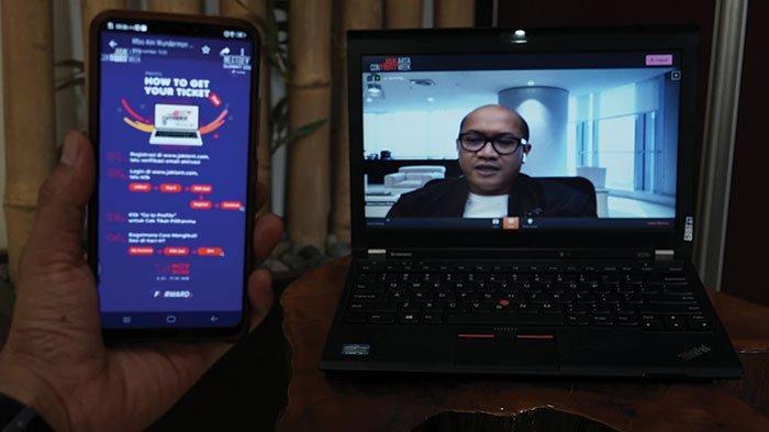 Telkomsel Hadirkan Wadah Kolaborasi Berbasis Teknologi Digital Kreatif