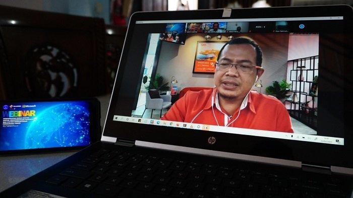 Telkomsel Gandeng UMA  Bahas Sistem Digital untuk Pendidikan dan Perkantoran