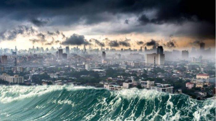 Prediksi Tsunami 22 Meter di Laut Selatan Jawa Timur, Pakar Ingatkan Rumus 20-20-20