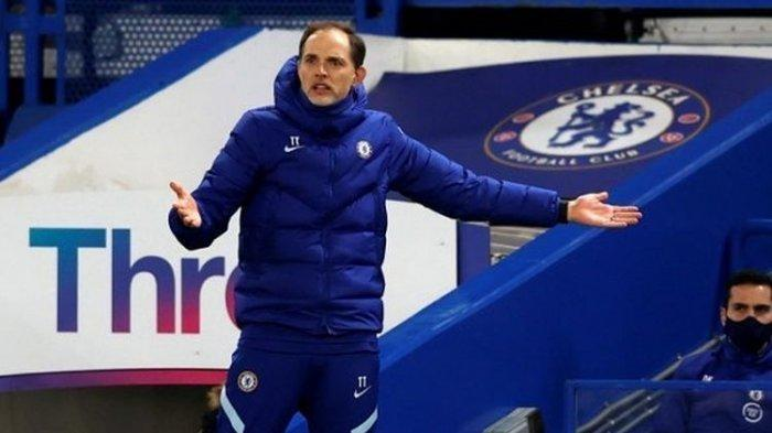 UPDATE Hasil Real Madrid Vs Chelsea - Thomas Tuchel Kecewa, Seharusnya The Blues Menang