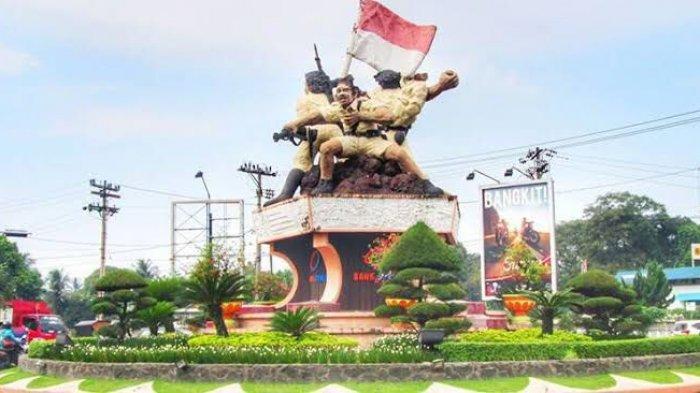 Tugu Perjuangan 45 Kota Binjai, Saksi Sejarah Perlawanan ke Penjajah