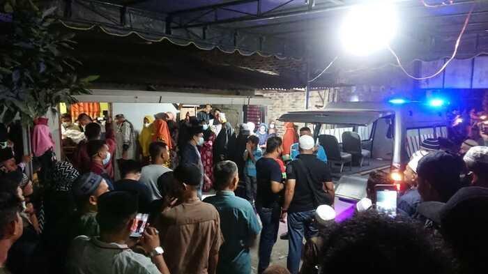 Kakek Penggali Kubur di Marelan Tewas Ditikam, Pembunuhnya Kini Dirawat di RS Bhayangkara