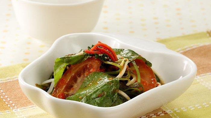 Resep Tumis Bayam Balado dan Cara Membuatnya, Sajian Sehat dan Praktis untuk Hidangan di Malam Hari