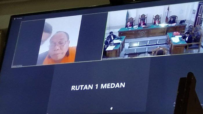 Korupsi Pengadaan TPA di Karo, Mantan Kadis DKP Dituntut 3 Tahun Penjara