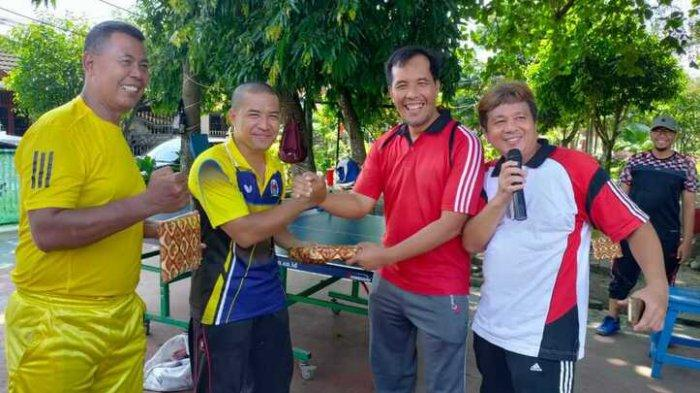 Menteng Cup III, Irianto Gagal Hattrick Juara, M Syafi'i Juara Kategori Tunggal