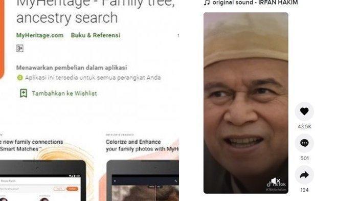 Lagi Ramai MyHeritage, Aplikasi Bisa Hidupkan Foto-foto Orang yang Sudah Meninggal, Yuk Dicoba!
