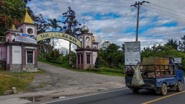 Libur Lebaran, Tak Ada Wisatawan Datang ke Kawasan Taman Wisata Iman Dairi