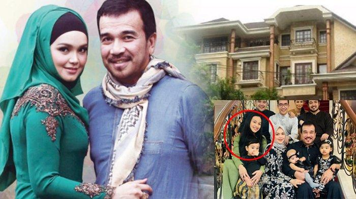 Jadi Menantu Siti Nurhaliza dan Datuk Khalid, Begini Potret Mewahnya Hunian Artis Tya Arifin
