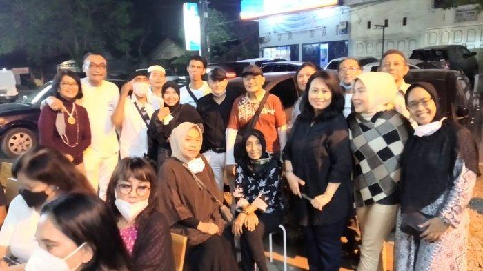 Banu n Friends Santuni Anak Yatim Sekaligus Ajang Silaturahmi The All Star Legend Kota Medan