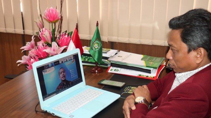 FP  UISU Gelar Webinar Kampus Merdeka, Merdeka Belajar