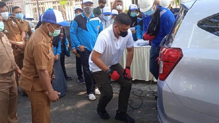 Bobby Nasution Minta Uji Emisi Kendaraan Bukan Hanya Rutinitas
