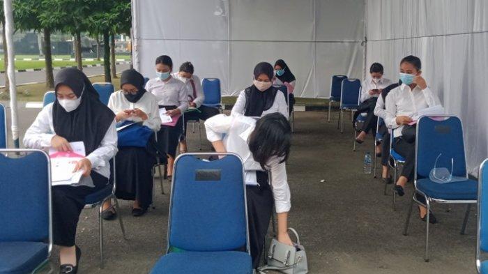 Ujian SKD CPNS di Medan, Tiap hari Ada 5 Persen Peserta yang Tidak Hadir