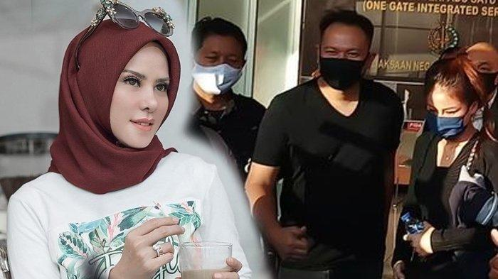 TEGANYA Angel Lelga Penjarakan Mantan Suaminya, Dendam Difitnah Selingkuh Lalu Mendadak Digerebek
