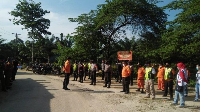 BREAKING NEWS: SAR Pimpin Operasi Pencarian Korban Hanyut di Sungai Bahapal