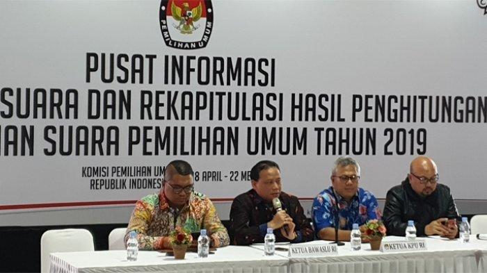 Pemilu2019.kpu.go.id - Terbaru, Hasil Real Count Pilpres 2019 KPU, Rabu 24/04/2019 Pukul 07.00 WIB