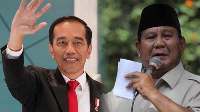 RESMI, www.Kpu.go.id: Real Count KPU Rabu 24 April 2019, Perolehan Suara Jokowi dan Prabowo Pagi Ini