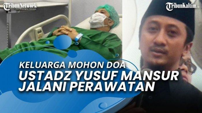 KONDISI Ustadz Yusuf Mansur Terbaring Lemah di RSPAD Gatot Soebroto, HB Saya Alhamdulillah
