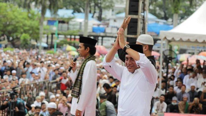 Hadir di Tebing Tinggi, Ustaz Abdul Somad (UAS) Sebut Hukum Orang yang Memutus Tali Silaturahmi