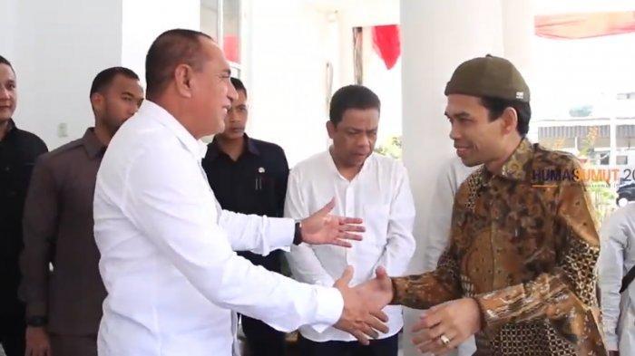 RE Nainggolan Minta Kasus Ustadz Abdul Somad (UAS) Tidak Sampai ke Ranah Hukum