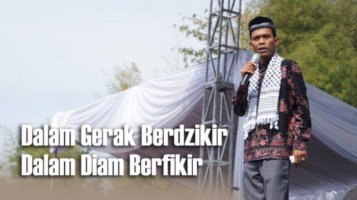 Dzikir Sayyidul Istighfar, Ustadz Abdul Somad : Ada 3 Janji Allah Kepada Orang Gemar Mengamalkan