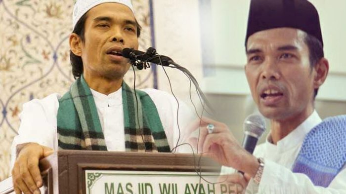 Ustaz Abdul Somad (UAS) Jadi Menteri jika Dukung Pasangan Ini, Sang Ustaz Jawab Blak-blakan!