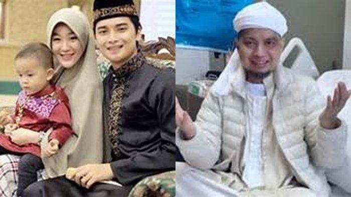 Alvin Faiz ziarah ke makam ayah, adik mimpi Ustaz Arifin Ilham menangis lihat nasib pernikahan anaknya