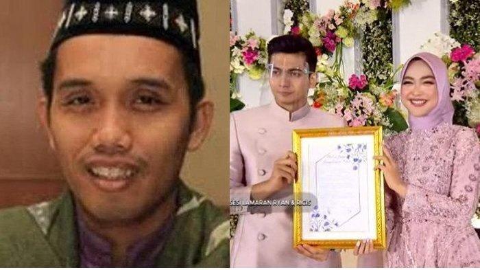 Sudah Dirahasiakan, Ustaz Maulana Malah Keceplosan Beber Waktu Nikah Ria Ricis & Teuku Ryan
