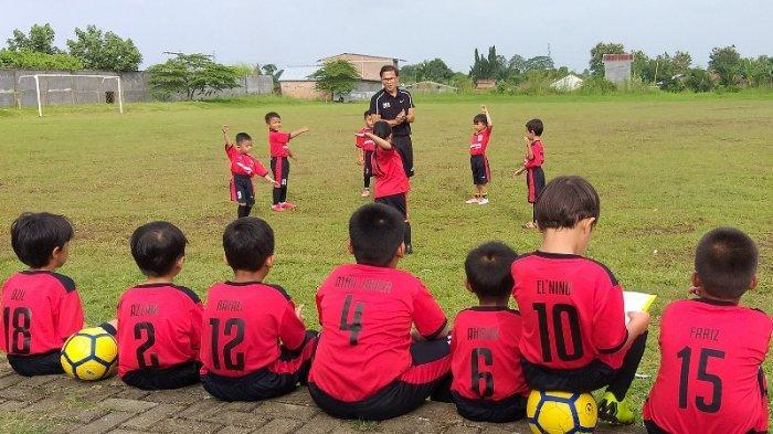 Donny Siregar Direncanakan Buka Utamasia Football Academy di Kawasan Marelan