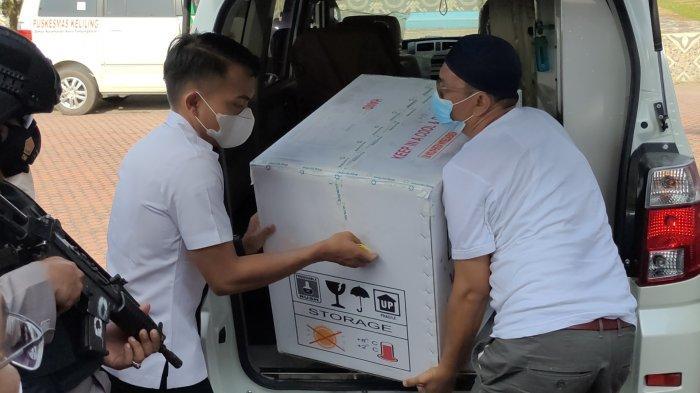 2.240 Vaksin Tiba di Kota Tanjungbalai, Besok Langsung Direalisasikan