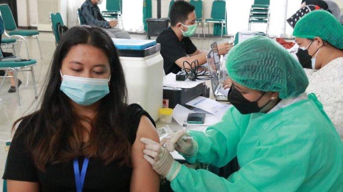 Stok Vaksin Menipis di Sumut, Gubernur Edy Rahmayadi Surati Kemenkes Minta Tambahan 2 Juta Dosis