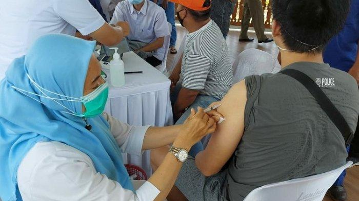 Stok Vaksin di Gudang Farmasi Pemkab Deliserdang Habis, 100 Ribu Orang Belum Dapat Vaksin Kedua