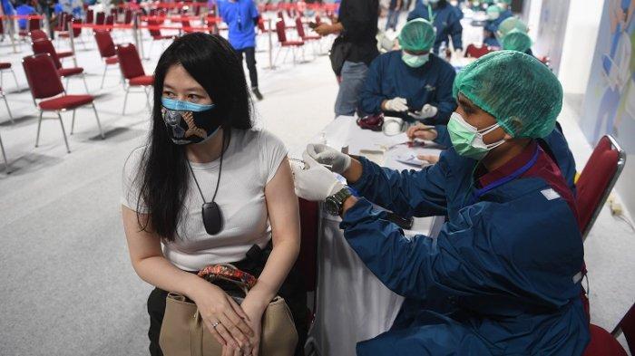 KENALI Efek Samping Vaksin Covid, Jangan Takut Lengan Sakit, Setelah Vaksin Timbul Gejala Lain