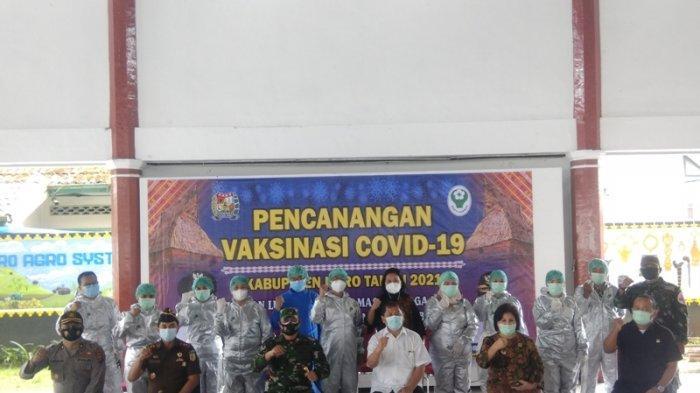 Tahap Dua Vaksinasi Covid di Karo Akan Dilakukan Tanggal 18 Februari