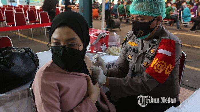 Tiga Pekan Kosong, Hari Ini Vaksin Disalurkan ke Seluruh Puskesmas di Deliserdang