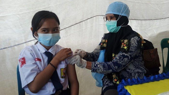 Tingkat Vaksinasi di Medan Capai 49 Persen, Keterbatasan Nakes Masih Jadi Kendala