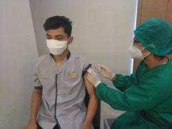 Grup KG Lakukan Vaksinasi Massal Tahap II, Optimalkan Pelayanan ke Masyarakat