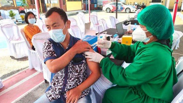 Urus SIM di Deliserdang Bisa Sekalian Dapat Vaksin Covid-19