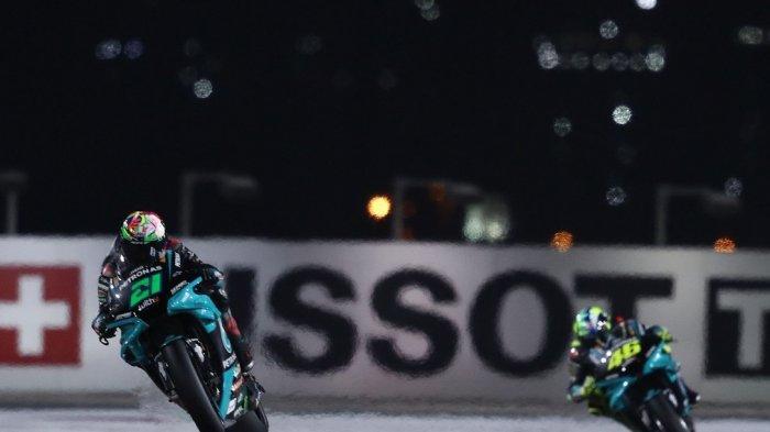 JELANG MotoGP Doha 2021, Alasan Valentino Rossi Start Dari Belakang, Masalah Ban & Singgung Ducati