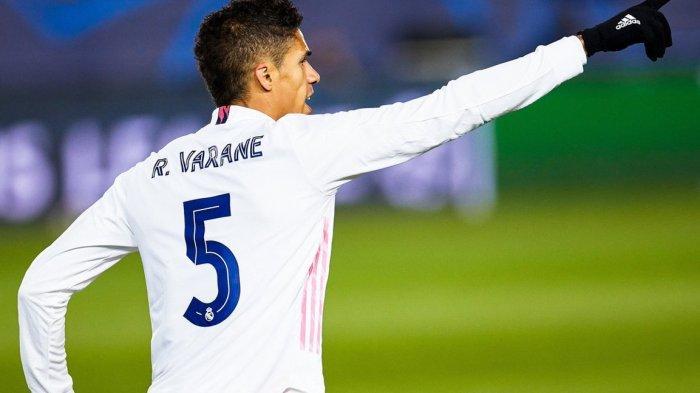 Manchester United Sudah Sepakat dengan Raphael Varane, Tinggal Tunggu Restu Real Madrid