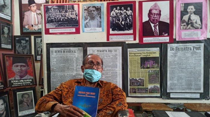 Muhammad TWH, Veteran dan Jurnalis Sumut Pendiri Museum Perjuangan Pers