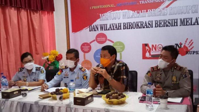 Kasus Kriminalisasi Kelompok Tani Nipah Tanjung Pura Dibahas Kemkumham Provsu