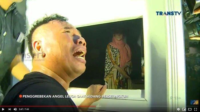 Sidang Vicky Prasetyo vs Angel Lelga - Baby Sitter Sebut Angel Lelga Kerap Bobok Bareng Fiki Alman
