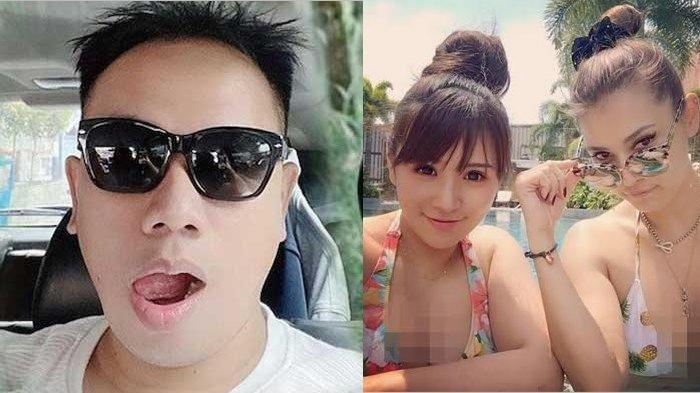 Vicky Prasetyo dan Miyabi -