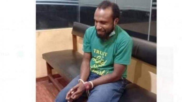 Victor Yeimo ditangkap